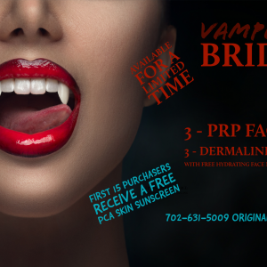 Vampire Bride Package